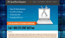 PC Qualified Repairs